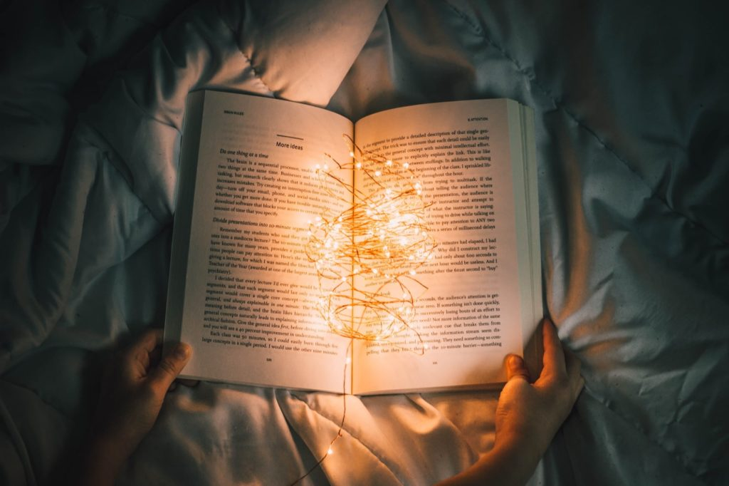 The magic of your story